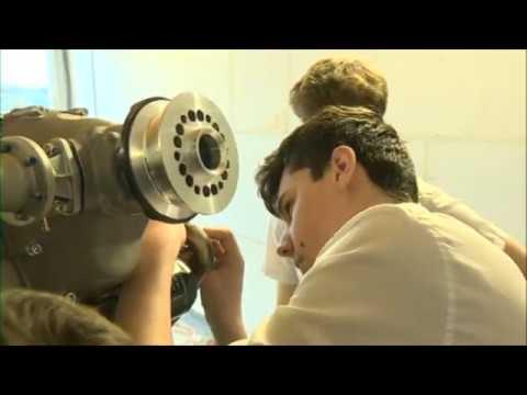 AERO SPACE KINROSS on STV News
