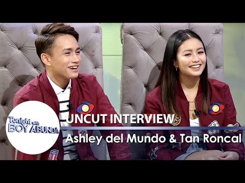 Ashley del Mundo & Tan Roncal | TWBA Uncut Interview
