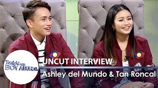 Ashley del Mundo & Tan Roncal | TWBA Uncut Interview
