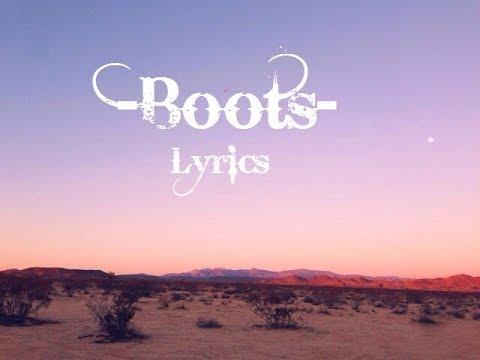 Kesha -- Boots {Lyrics}
