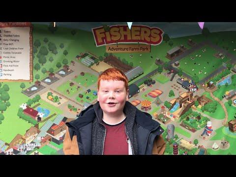 Fishers Adventure Farm Park - Part 1