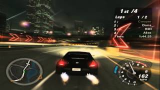 Need for Speed: Underground 2 Gameplay PC (Max Settings)