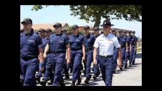 US Coast Guard Boot Camp