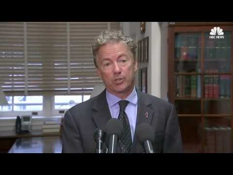 Republicans are Trying to Bailout Health Insurance Companies! | Rand Paul