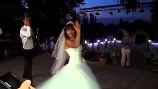 Самый шикарный и оригинальный свадебный танец!!!