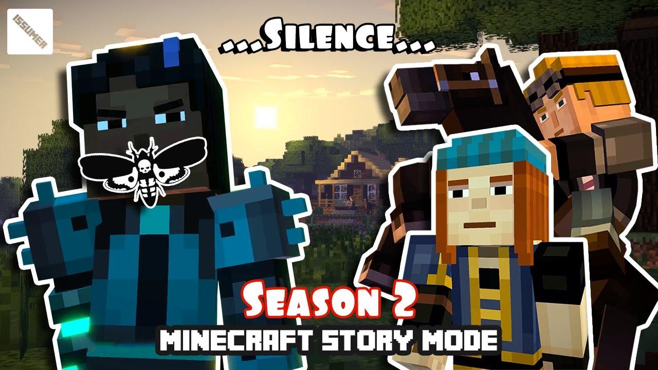 Season 2 Play As Silenced Female Jesse Full Playthrough