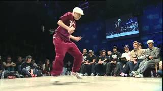 AT vs Lina (HIP OPsession 2013 1vs1 Bgirl Battle)