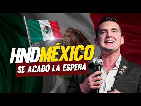 HND MÉXICO 🇲🇽 | Apertura De Mercado | Luis Raúl Ninapaytan