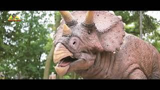 Čůrající Triceratops... 💪😉