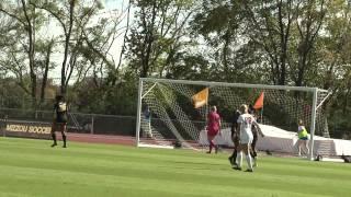 David Rothchild Soccer vs  Alabama 10 19 14