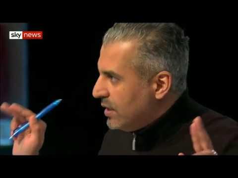 Maajid Nawaz discusses the Telford Scandal 15/03/18