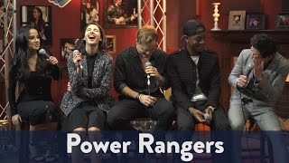 How The Power Rangers Got Cast | KiddNation (4/4)