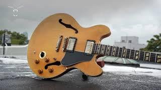 Gibson ES 345 restoration at MCG