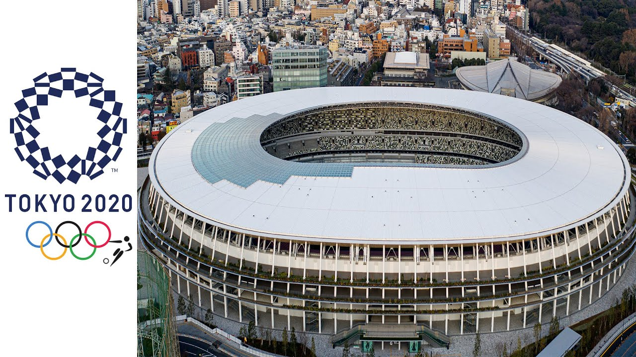Tokyo 2020 Olympics Stadiums - Football - YouTube