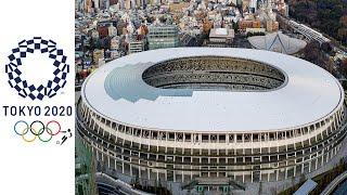 Tokyo 2020 Olympics Stadiums Football