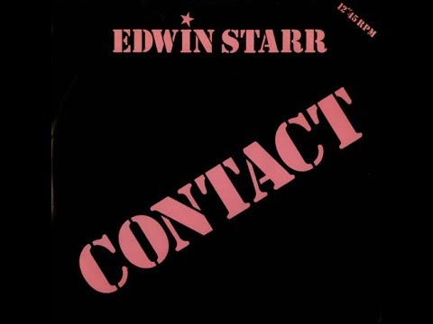 Edwin Starr - Contact (45 RPM)