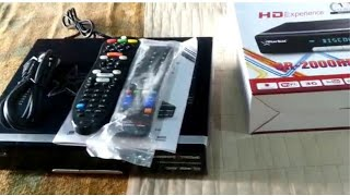 Channels Without Dish Antenna Starsat 2000HD Extreme DVB to