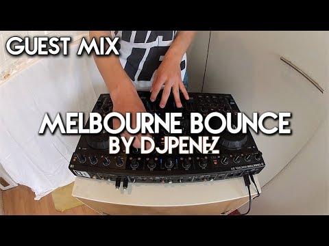 Guest Mix : DJPENEZ (Traktor S4) 2017 {Live Mix}