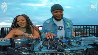 Amapiano Live Balcony Mix Africa B2B Dbn Gogo Live @BlackBrick Hotel | S2 | EP 8