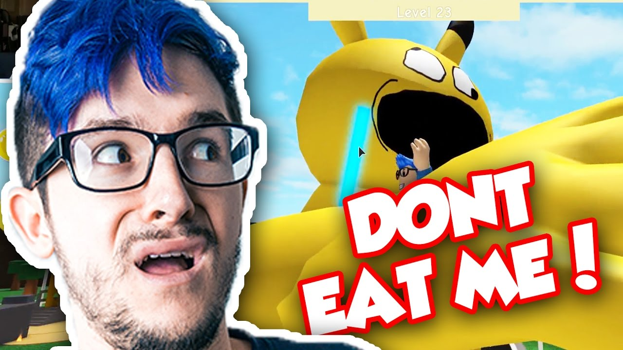 pikachu hungry don eat please roblox