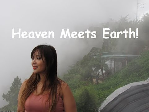 Baguio 2018 Part 2 | CAFE IN THE SKY...OMG BREATHTAKING PLACE!