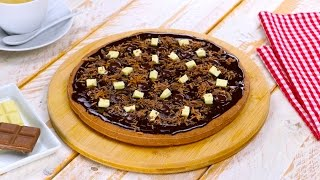 Dream or reality? Chocolate Pizza