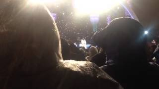 aretha franklin live first noel national christmas tree lighting dc 12 6 13