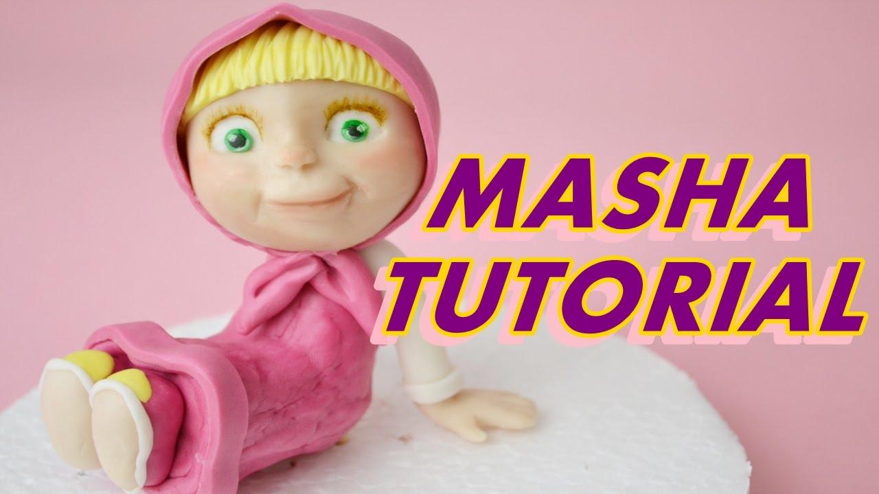 How To Make A Masha And The Bear Cake