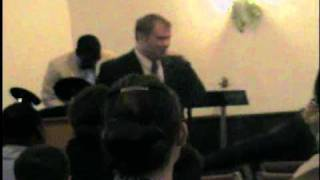 "Apostolic Preaching - me preaching ""Soldiers of the cross"" - Justin Boling preaching"