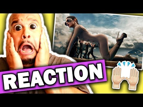 Ariana Grande - God Is A Woman (Music Video) REACTION