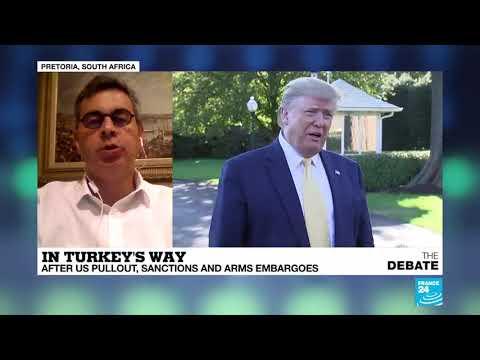 Trump-Erdogan meeting 'still on' in November