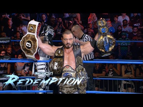 Aries/Pentagon/Fenix LIGHT IT UP in Redemption Main Event   IMPACT Wrestling Redemption Highlights
