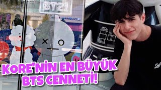 Baixar BTS'İN BT21 MAĞAZASINA GİTTİM! | KORE VLOG #4