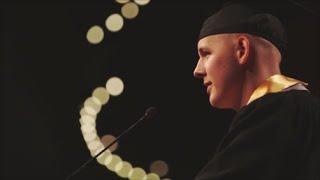 Inspirational Valedictorian Speech thumbnail