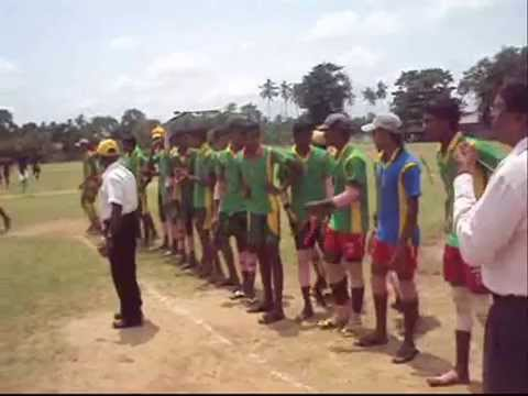 Sri Lanka Elle:{ School Match Kirindiwela Maha Vidyalaya & Royal College Colombo 07