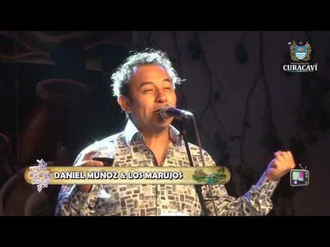 Daniel Muñoz y los Marujos en Fiesta de la Chicha Curacaví 2015