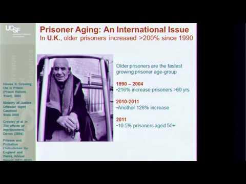 Vieillir en Prison -  Conférence du 30/10/2013