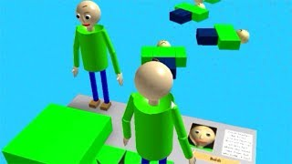 Download Play as Baldi!? Baldi's Basics Obby (New Map) Mp3 and Videos