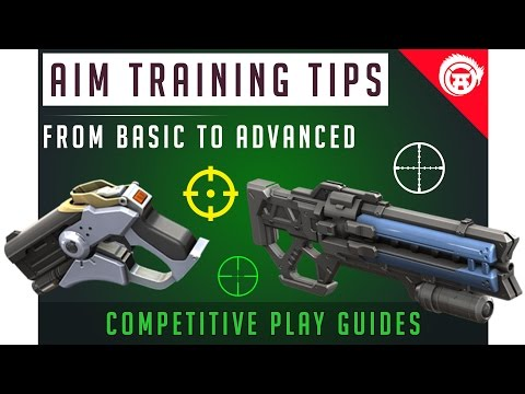 Overwatch Advanced Aim Training Guide - How To Improve Aim & Mechanics Practice Aim | Overwatchdojo