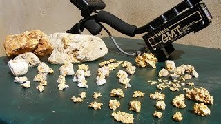 METAL DETECTING FOR GOLD NUGGETS !!! Keep What You Find !  ask Jeff Williams