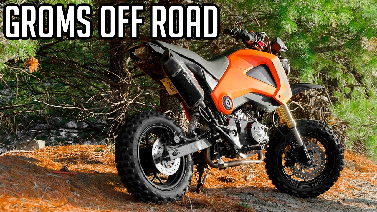 off road honda grom adventure youtube. Black Bedroom Furniture Sets. Home Design Ideas