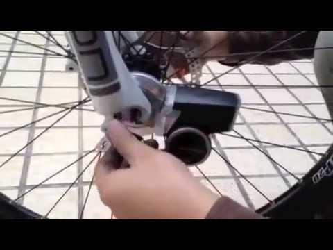 BikeCharge Dynamo Installation Guide