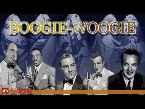 Boogie-Woogie: Tommy Dorsey, Bob Crosby, Harry James... | Ja