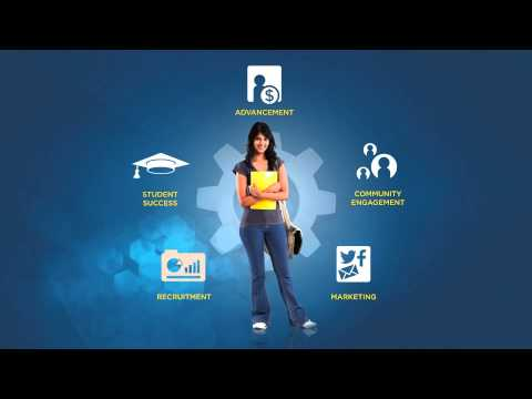 What is Salesforce1 for Higher Ed?