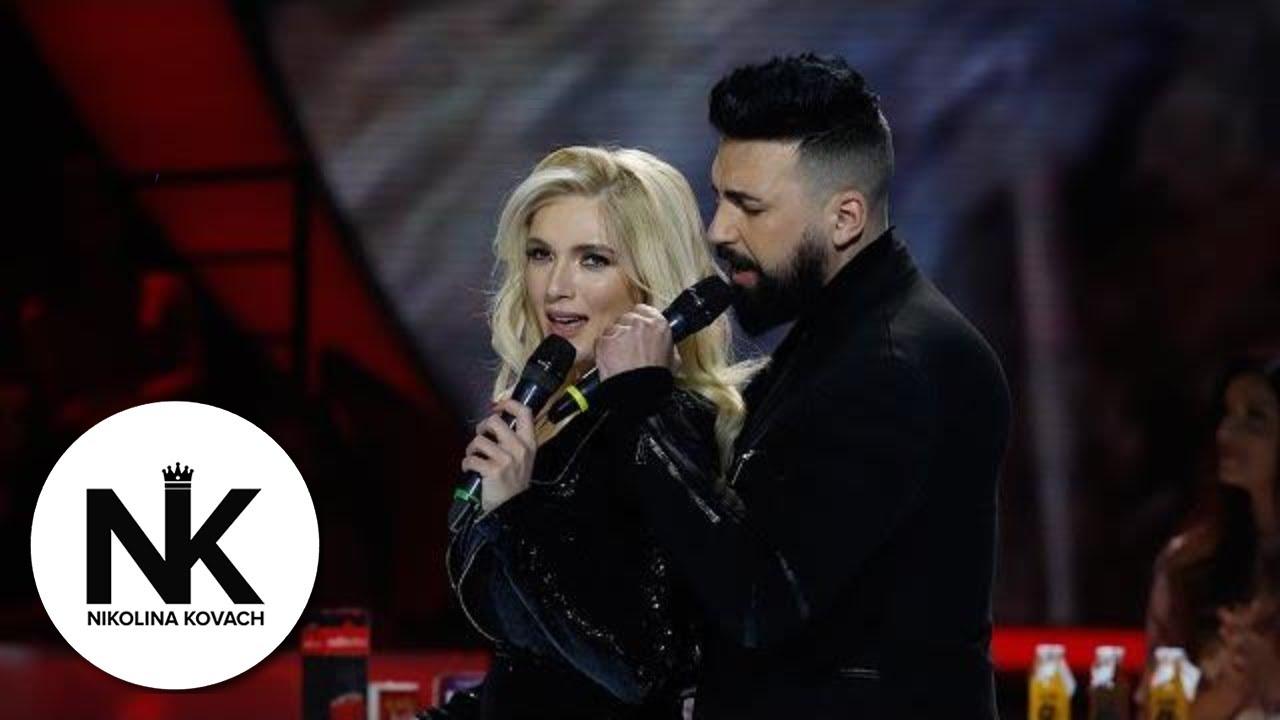 Nikolina Kovac i Sasa Kapor - Ljubav kad prestane - (Zvezde Granda Specijal 2020)