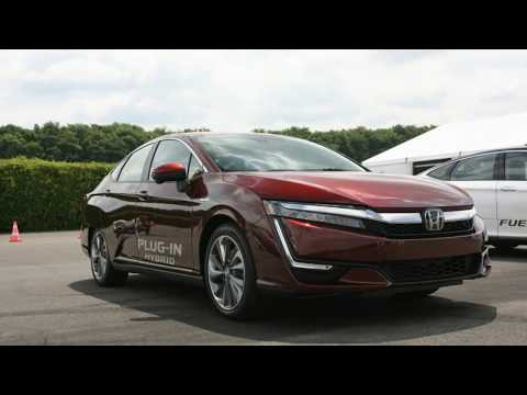 2018 Honda Clarity EV Test Drive, Review, and Interior!