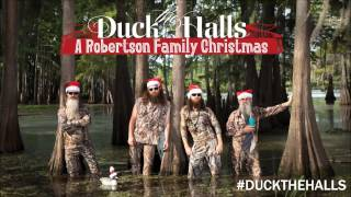 Camoflauge and Christmas Lights - The Robertsons (Reed)