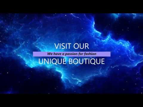 [VIDEO] - Fall and Winter Fashions in Our Boutique 9
