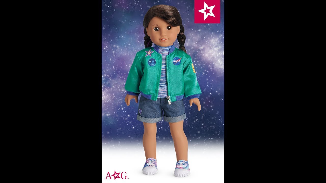 American Girl Luciana Stellar Outfit New Doll NOT Included