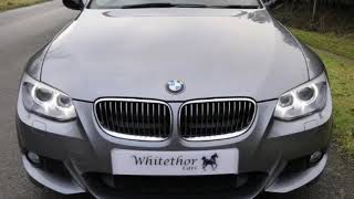 BMW 320D SPORT PLUS EDITION - Whitethor Cars thumbnail